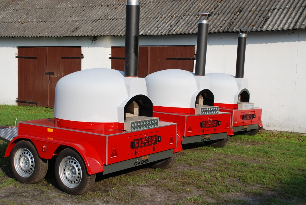 piece mobile ovens
